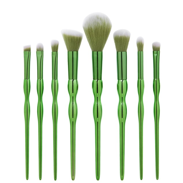 8PCS Cosmetic Makeup Brush Makeup Brush Eyeshadow Brush  30