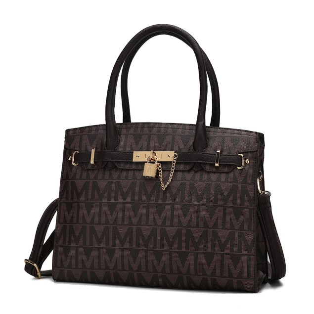 MKF Collection Carine M Signature Satchel by Mia K.