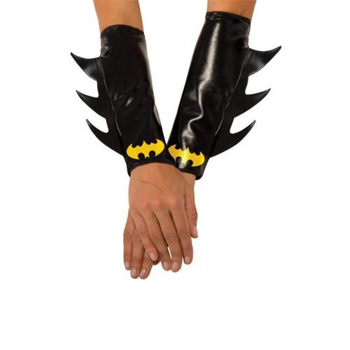 Batgirl Adult Gauntlets
