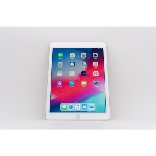 """Apple iPad Air 2, MH1J2LL/A, 9.7""""/A8X/128GB, Gold/White (Refurbished)"""