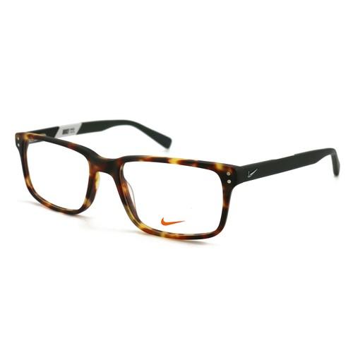 Nike Unisex Eyeglasses Frames Nike 7240 211 Matte Tortoise 53 17 140 Full Rim