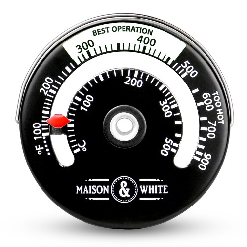 Magnetic Stove Thermometer | MandW