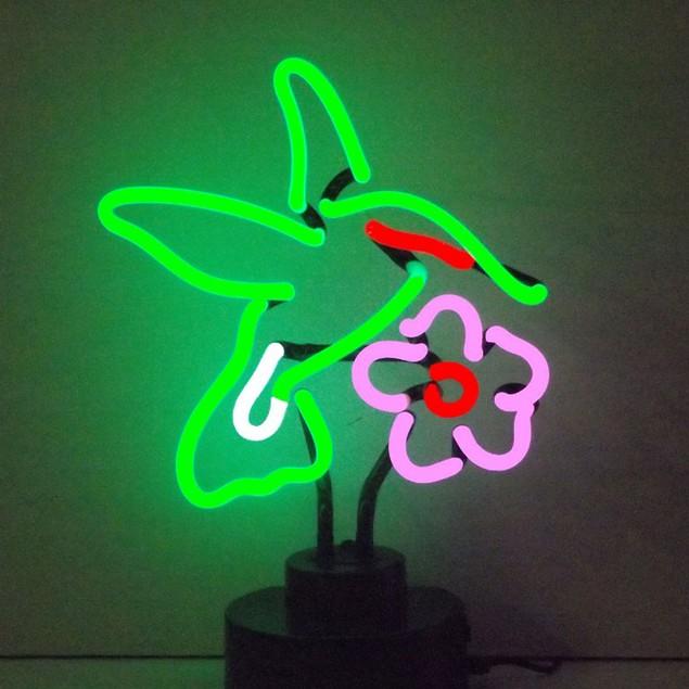 Neonetics Lips Neon Sculpture