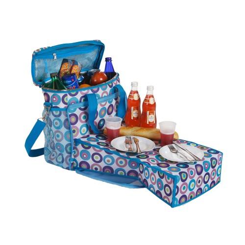 Picnic Plus Merritt Cooler Bag Navy