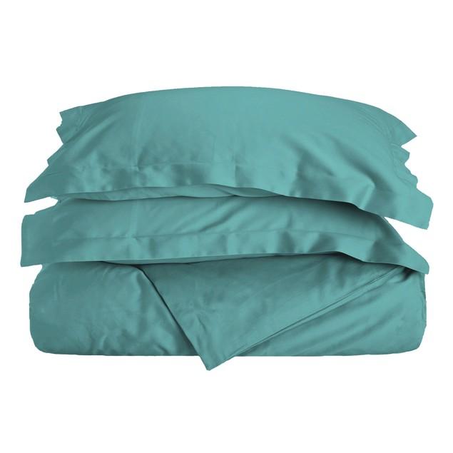 Breathable 100% Cotton Duvet Cover Set