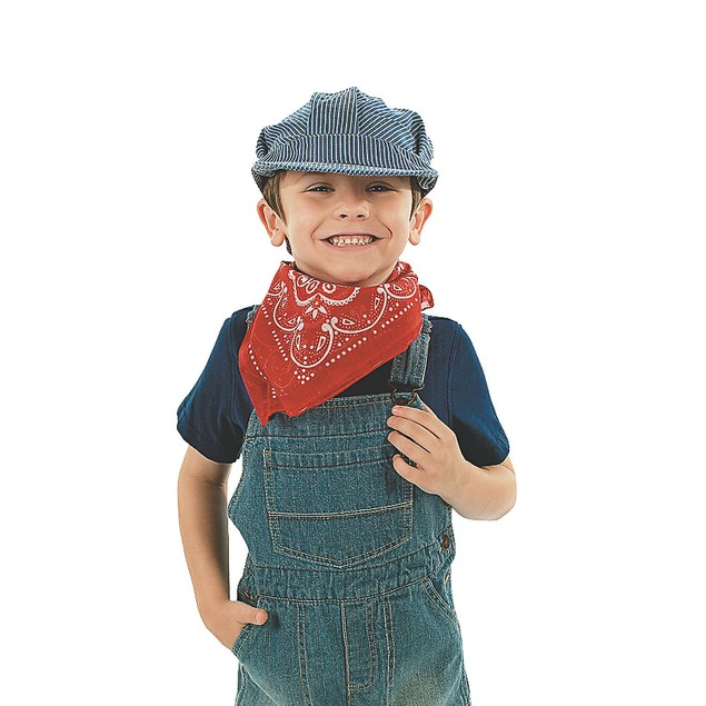 Child Train Engineer Hat