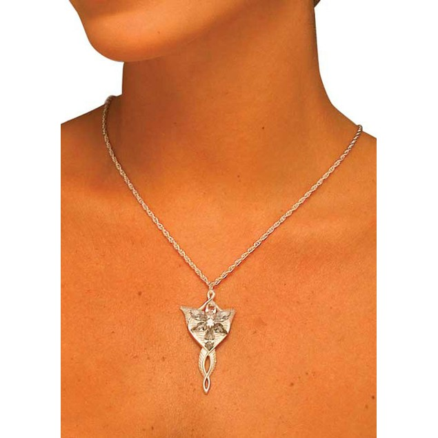 Arwen Evenstar The Lord Of The Rings Necklace