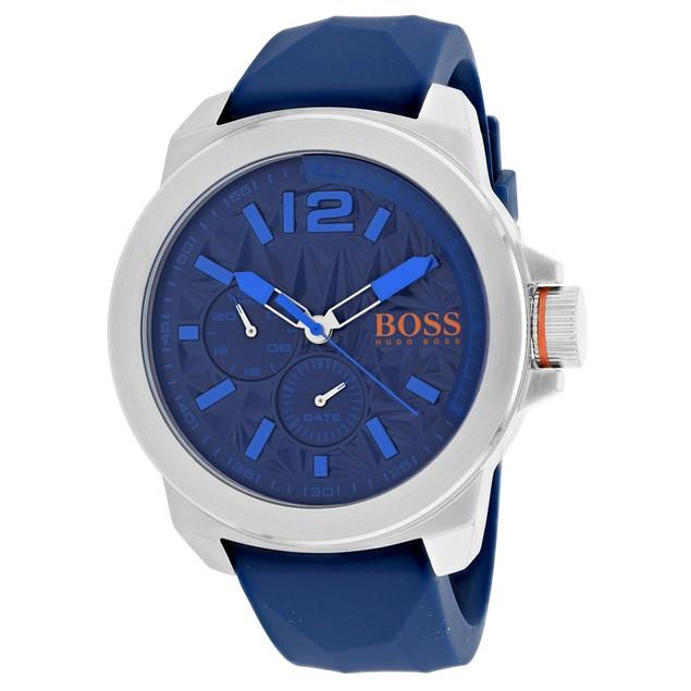 Hugo Boss Men's Classic Blue Dial Watch - 1513376