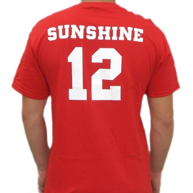 "Ronnie ""Sunshine"" Bass #12 Titans Jersey T-Shirt"