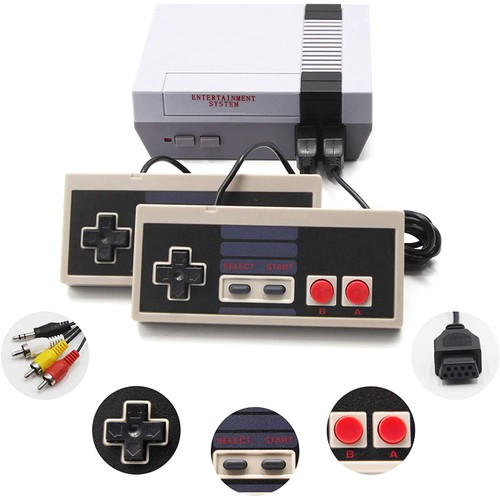 Retro Inspired Game Console 620 Games Loaded