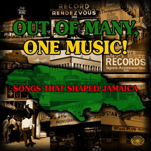 Various – Out Of Many, One Music! Songs That Shaped Jamaica Vinyl