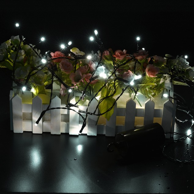CURTAINS LIGHT 3MX3M 300 LED 8 MODEL INDOOR/OUTDOOR DECORATIONS CHRISTMAS
