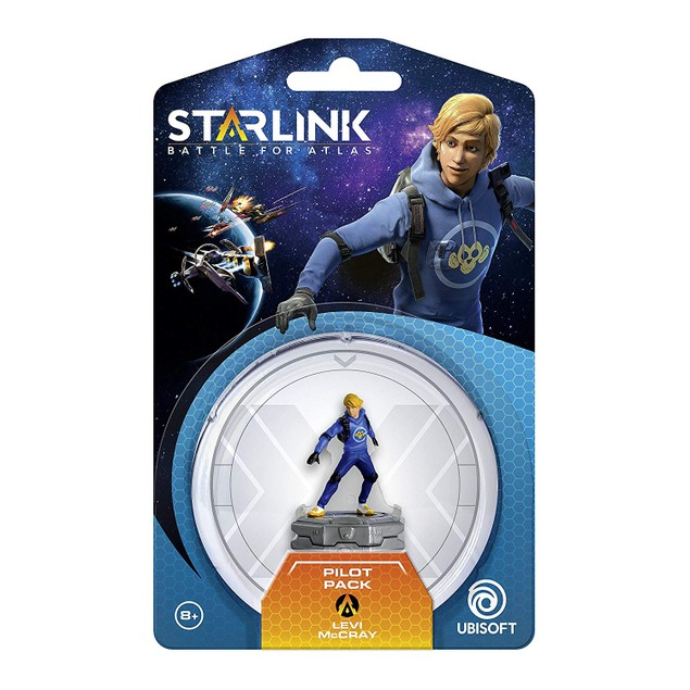 Starlink Battle For Atlas Pilot Pack Levi (PS4, Nintendo Switch and Xbox On