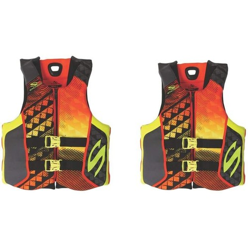 2-Pack: Stearns Hydroprene Life Vest