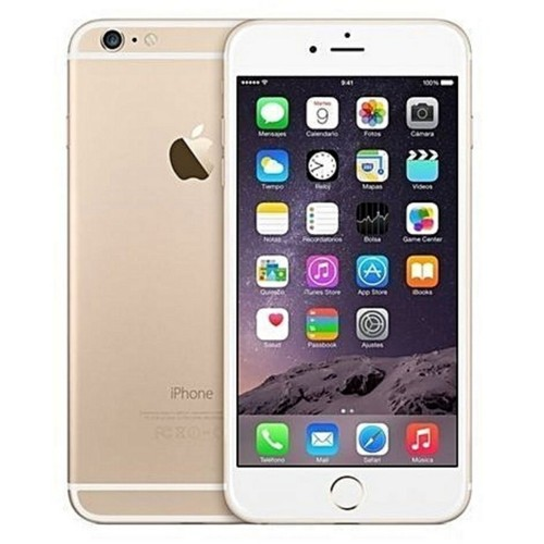 Apple iPhone 6, Unlocked, Gold, 16 GB, 4.7 in Screen