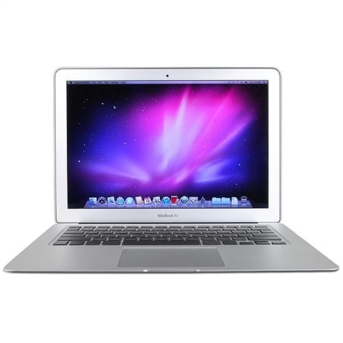 """Apple MacBook Air MD231LL/A 13.3"""",Silver (Certified Refurbished)"""