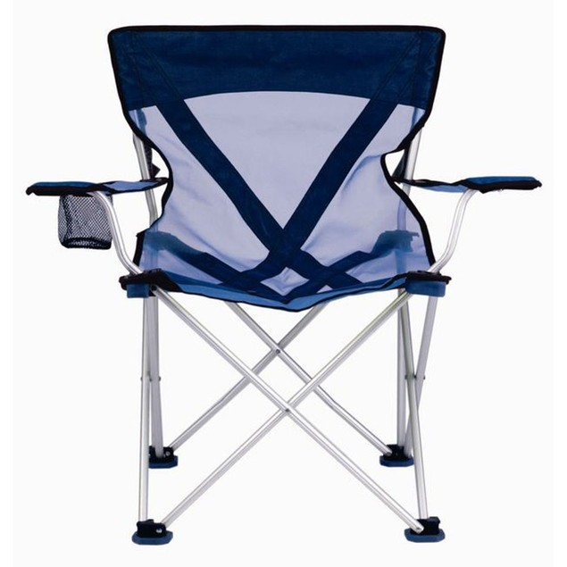 Travel Chair Teddy Steel - Carry Case with Adjustable Carry Strap