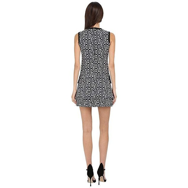 Neil Barrett Women's Micro Pop Art Dress Multi 44 (US 8)