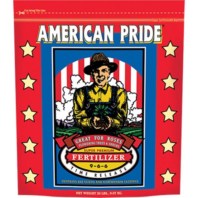 FoxFarm American Pride Dry Fertilizer, 20 lbs