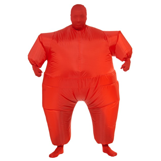 Red Infl8s Fat Suit