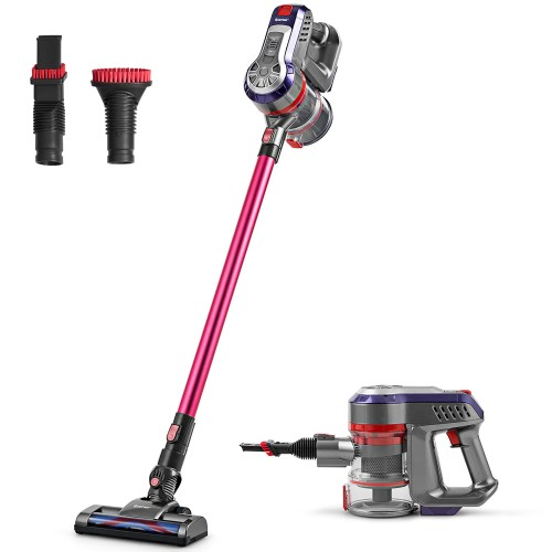 Cordless 6-in-1 Rechargeable Handheld Stick Vacuum