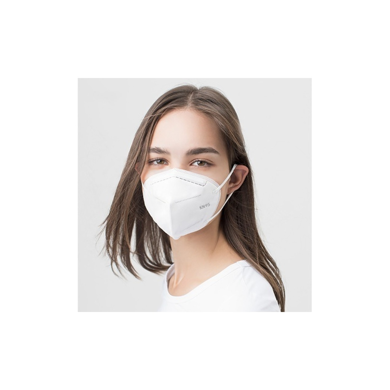 50-Pack KN95 Protective 5-Layer Face Mask