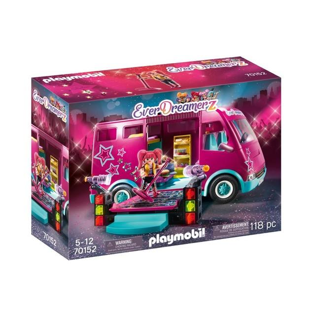 Playmobil EverDreamerz Tour Bus Playset
