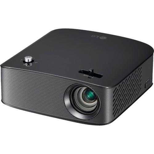 LG PH150B 720p Wireless LCOS Projector, Black