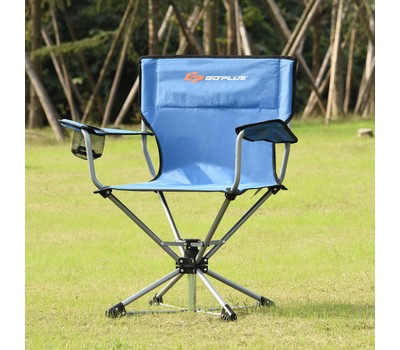 Goplus Collapsible Portable Swivel Camping Chair 360degreesFree Rotation fo Was: $169.99 Now: $67.99.