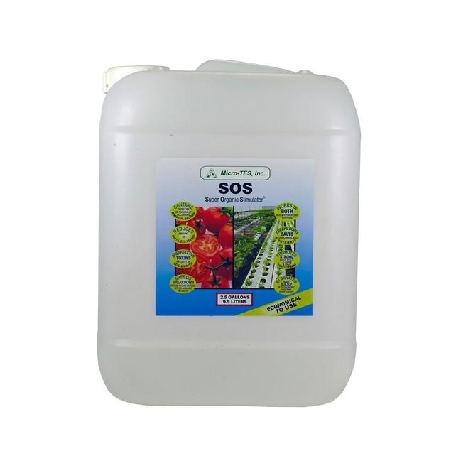 SOS Beneficial Bacteria, 2.5 gal