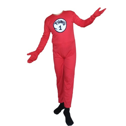 Thing 1 Youth Costume