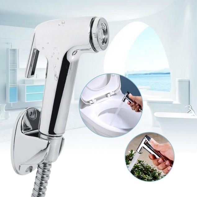 Multi-functional ABS Bathroom Handheld Toilet Bidet Shower Set