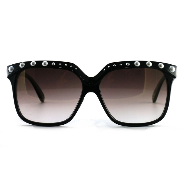 Italia Independent Women's Sunglasses II0919P GLS Black 57 12 140