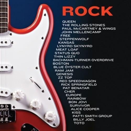 Various – Rock Vinyl