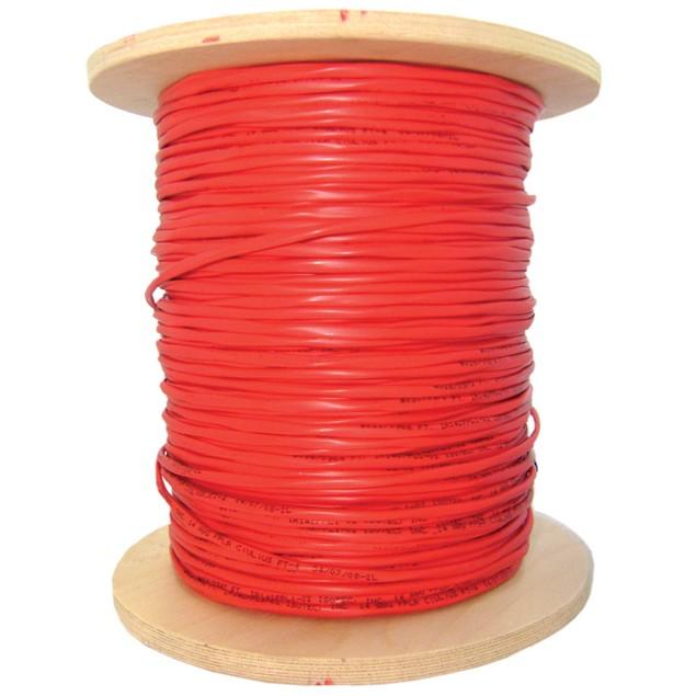 2 Fiber Indoor Distribution Fiber Optic Cable, Multimode, 1000 foot