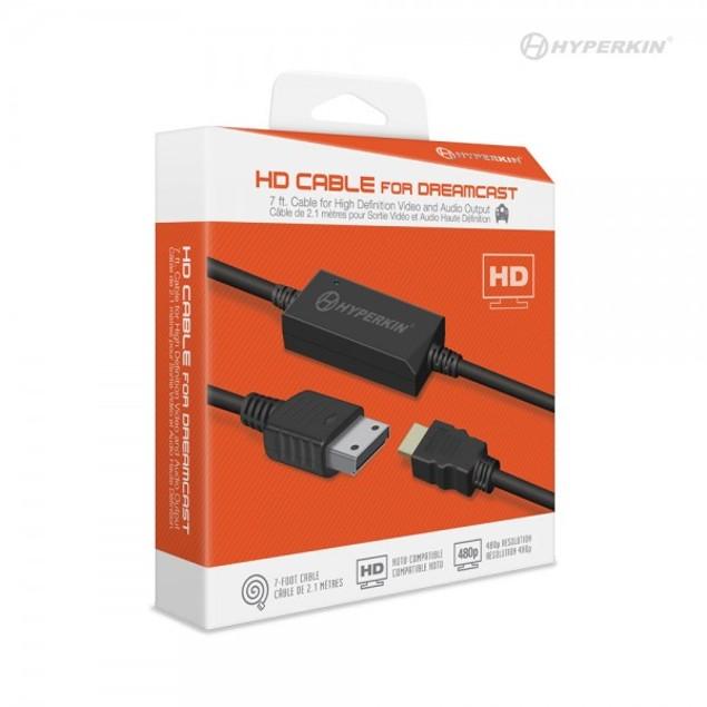 HD Cable for Sega Dreamcast - Hyperkin