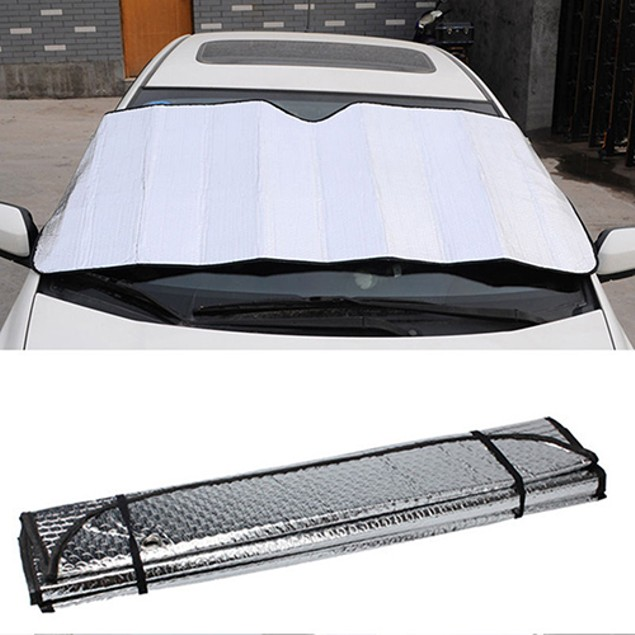 1Pc Foldable Car Windshield Visor Cover