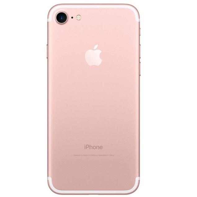 Apple iPhone 7, C Spire, Pink, 32 GB, 4.7 in Screen