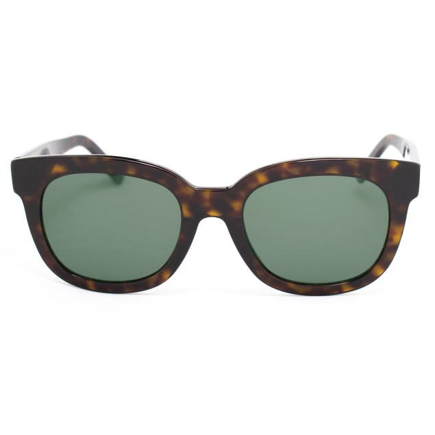 EYEGLASSES ANDY WOLF  HAVANA/VERDE  WOMAN SALVATORE-B