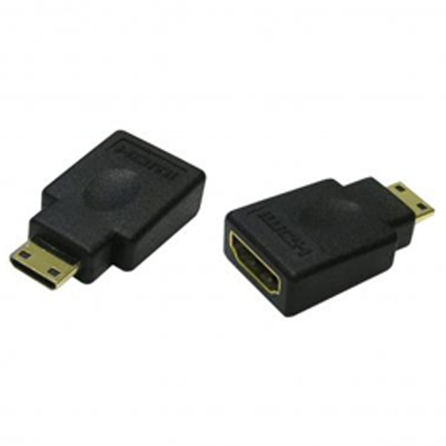 HDMI Mini HDMI Adapter, HDMI Female Mini HDMI Male