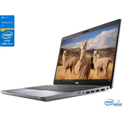 "Dell Latitude 5510, 15"" FHD, i7-10610U, 8GB RAM, 256GB SSD, Win 10 Pro"