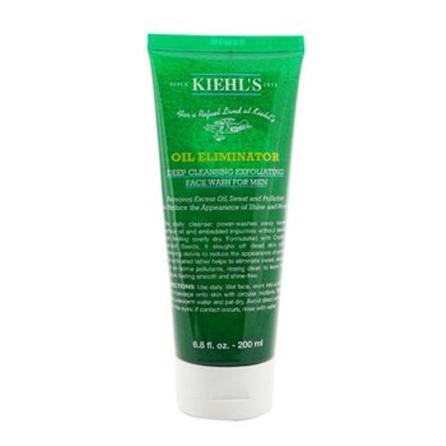 Kiehl's Men's Oil Eliminator Deep Cleansing Exfoliating Face Wash