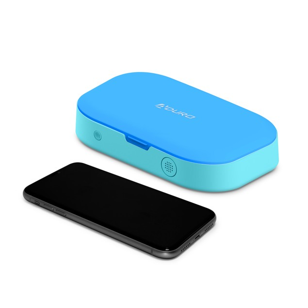 Aduro U-Clean UV Light Sanitizing & Disinfecting Portable Box