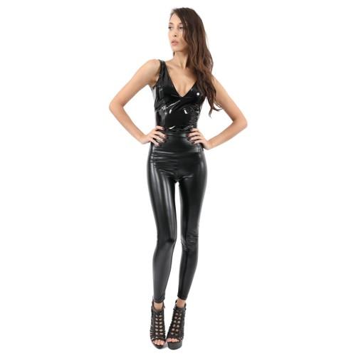 Blantyre Faux Leather Legging Pant