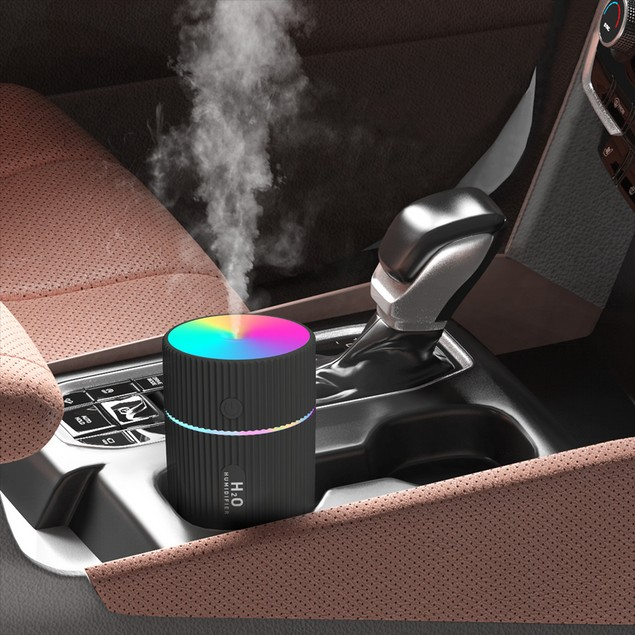 Car Cup Holder Humidifier | 3 Colors