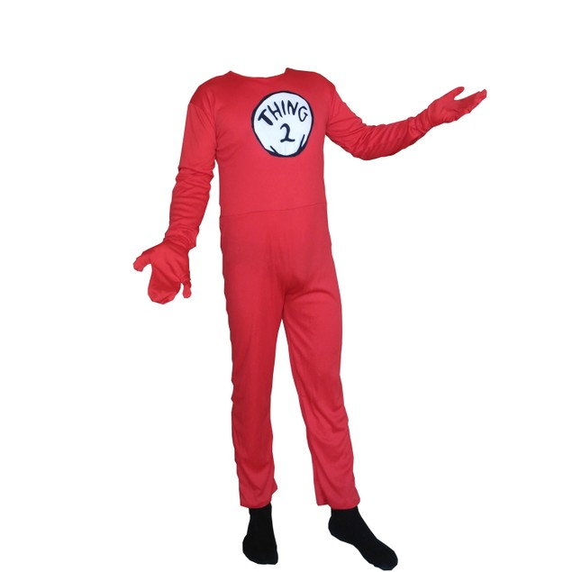 Thing 2 Adult Costume