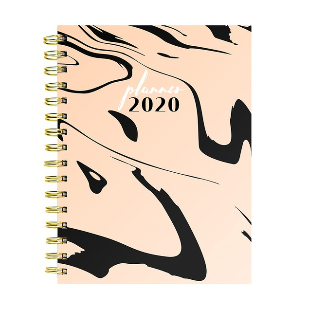 2020 Medium Weekly Monthly Planners-Charming Sophisticate Series
