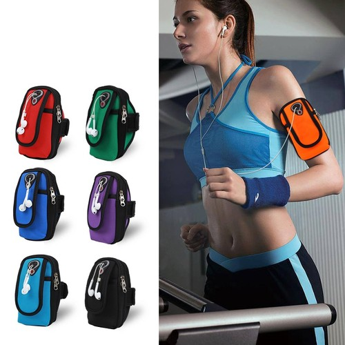 Unisex Waterproof Multifunctional Mobile Phone Arm Bag