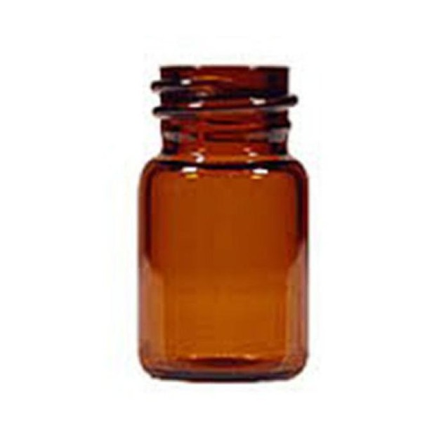12pc 2 ml Amber Essential Oil Bottle with Orifice Reducer and Cap