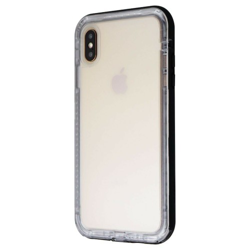 Lifeproof Next Series Case for Apple iPhone XS Max - Clear/Black